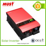 絶対必要PV3500 Seriesの低頻度10kw DC48VへのAC 230V Pure Sine Wave Solar Inverter