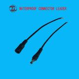 プラグワイヤー5.5*2… 1mm DC LED 2 Pinの電源コネクタ