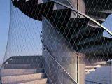動物園のための動物の網のステンレス鋼ケーブルの網