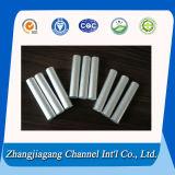Tubo de alumínio de parede fina fina sem costura, sem costura