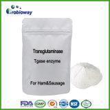 Additif alimentaire microbien d'enzymes de Transglutaminase Tgase d'approvisionnement d'usine