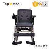 新しい横たわる快適なシートの電力の車椅子Tew888