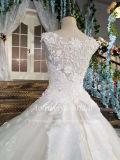 Planície Aolanes Lace Mermaid Strapless vestido de noiva 110650