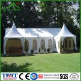 Напольное ясное Windows и крыша PVC шатер шатёр приём гостей в саду