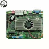 Cartão-matriz 3G do PC do processador central do Duplo-Núcleo 1.86GHz do átomo N2800 mini, WiFi 24bit Lvds