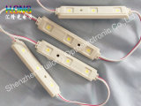 DC12V imperméable haute luminosité 5050 LED du module d'injection