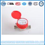Petit seul mètre d'eau chaude de gicleur avec la couleur rouge Dn15-Dn25