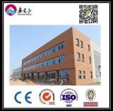 Estrutura de aço personalizados de alta qualidade (Depósito BYSS019)