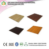 El plástico de Materital de la decoración embaldosa el panel de pared del panel de techo del PVC de 250*8.5m m DC-05