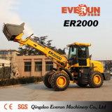 2015 Новая модель телескопического погрузчика лопаты Er2000