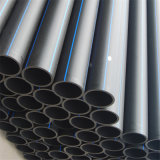 Fabricante profesional tubo PE de HDPE tubería para el suministro de agua
