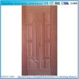ベストセラーの形成されたドアのパネルの固体木の内部ドアの皮