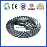 Axle Differential Spiral Bevel Gear 10/39