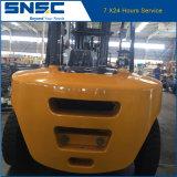 De Diesel van de Kwaliteit van China Prijs van de Vorkheftruck 7ton