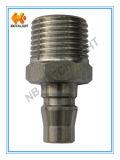 HochdruckEdelstahl-pneumatische Koppelungs-Hydraulik