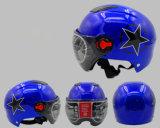 2018新しい到着ABS/PPは表面ヘルメットを開く