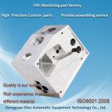 Central de commande numérique par ordinateur d'aluminium de précision d'OEM usinant les pièces de rechange de machine automatique