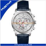 Het Horloge van Choronograph van de fabriek voor Mensen met Uitstekende kwaliteit