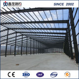 Estándar de alta Ignifugación almacén de estructura de acero fabricado en China
