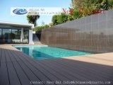 Composé de Decking de piscine de WPC