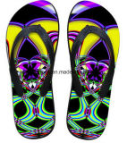 A impressão 3D mais populares Flip-flop Casual Sapatas Deslizantes (FF68-16)