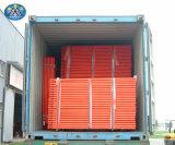 Rahmen-Baugerüst-Aufbau-Stützen der Sicherheits-Maurerarbeit-materielle H