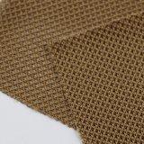 100% poliéster de malla tejido Tricot para zapatos