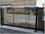 Aço Galvanizado Garden Gate/Porta da Garagem