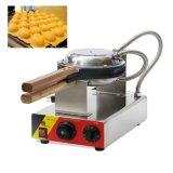 Générateur de gaufre d'oeufs de Hong Kong de matériel de restauration d'acier inoxydable par électrique