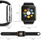 BluetoothのSIMのカードスロットおよびNFCのスマートな健康の腕時計が付いているスマートな腕時計の腕時計の電話