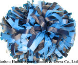 Plastikkolumbien blaues POM POM