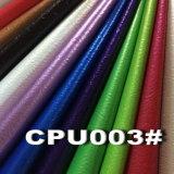 De bovenkant verkoopt het Leer van het Meubilair Pu van Pu (CPU003#)