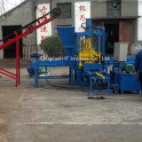 Bloc concret automatique de machine de presse à briques de la colle de Qtf3-20 Hydarulic faisant la machine