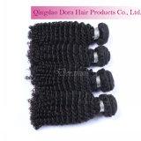 黒人女性の卸しでバージンの毛のための競争のブラジルの編む毛