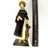 Polyresin Religious S. Calogero Sciacca Standbeeld voor Katholiek