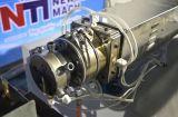 Hochgeschwindigkeitssüßigkeit-Lutscher-Stock, der Maschine herstellt