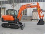 6.5 Ton Small Excavator/Tunnel Digging Machine Excavator