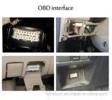 Простота в эксплуатации автомобиля Obdii GPS Tracker с вибрацией сигнала T206