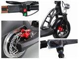 Ecorider E4 500W neuf scooter électrique pliable de 10 pouces avec la portée d'Ajustable pour l'adulte
