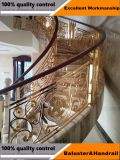 Estilos diversos balaustrada de alumínio fundido de estilo europeu o corrimão da escada (HH8829)