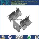 Pieza de metal de sellado de encargo de hoja de la fabricación