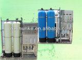 Filtro industrial do sistema do RO do equipamento 1000L/H do tratamento da água de Chunke