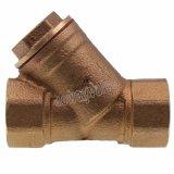 Las válvulas de tamiz de latón forjado Doway