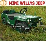 Jeep confiado presagiado del gas de Quanlity nuevo mini para los cabritos
