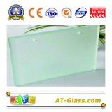 2mm-19mm acide décoratifs en verre gravé Claire / art du verre dépoli