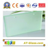 2mm-19mm claro ácido decorativos de vidrio Grabado vidrio esmerilado / Arte