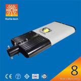 lâmpada de rua ao ar livre do diodo emissor de luz da lente 100W ótica com a plaza do lote de estacionamento