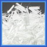 Fibres de verre coupés humides de résistance acide