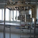 Capper de remplissage automatique de rinçage aseptique