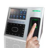 美顔術および指紋のアクセス制御および時間出席ターミナル(FA1-H)